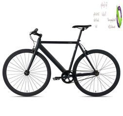6Ku Aluminum Fixed Ar Single-Speed Fixie Urban Track Bike