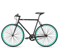 6KU Aluminum Fixed Gear Single-Speed Fixie Urban Track Unise