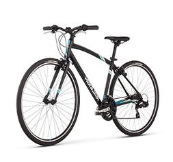 "Raleigh Alysa 1 Women's Urban Fitness Bike, 17"" /MD Frame, B"
