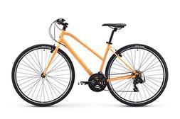 Raleigh Alysa 1 2018 Urban Fitness Bike SM Orange