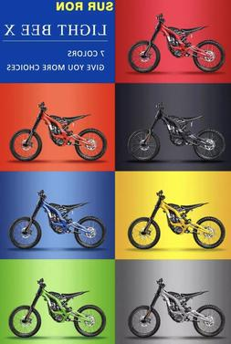 ANY COLOR Sur-Ron E Bike 5000W Powerful Electric Off Road Di