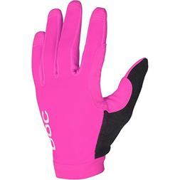 POC AVIP Full-Finger Glove - Men's Fluorescent Pink, M