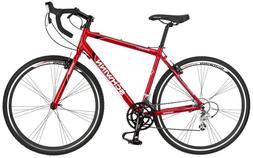 Schwinn Men's Axios CX 700c Drop Bar Bicycle, Red, 18-Inch F