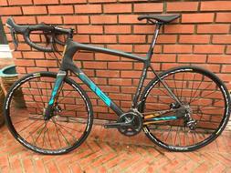 BH Quartz Disc Ultegra  CIR XL 60cm Carbon Fiber Road Bike