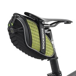 RockBros Bicycle 3D Shell Saddle Bag Cycling Seat Pack for M
