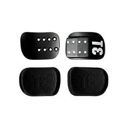 3T Bicycle Aerobar Compact Alloy Cradle/Replacement Pad Kit
