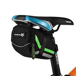 Ezyoutdoor Bicycle Bag Mountain Road Bike Saddle Bags Anti-s