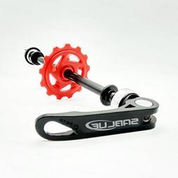 SABLUE Bicycle Bike Chain Keeper Holder Dummy Sleeping Hub T