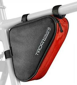 Aduro Sport Bicycle Bike Storage Bag Triangle Saddle Frame S