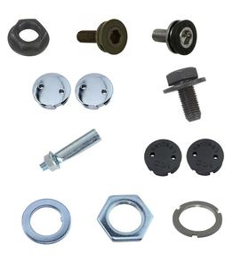 BICYCLE BOTTOM BRACKET PARTS BOLT NUT PIN CAPS CRUISER  BMX