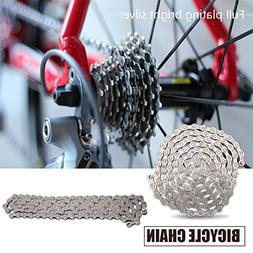 Bicycle Chain, 116 Links 8/9/10-Speed Rust Buster Derailleur