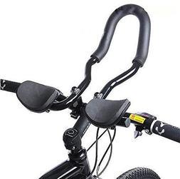 Bicycle Clip-on TT Handlebar Triathlon Time Trial Tri Cyclin