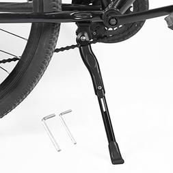 BESTCAN Bicycle Kickstand,Adjustable Aluminum Alloy Bike Kic