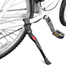 Yakamoz Bicycle Kickstand, Bike Aluminium Alloy Adjustable S