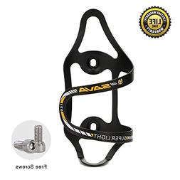 Bicycle Lightweight Aluminum Water Bottle Cage Alloy Bike Bo