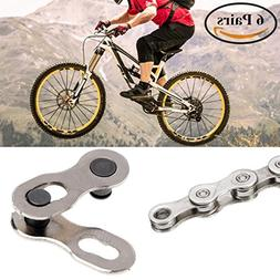 Bicycle Mountain Bike Chain Link Connector for 9 Speed Road