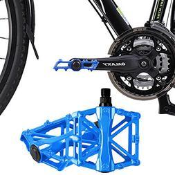 iHomeGarden Bicycle Pedals - Aluminum Alloy Mountain Bike Pe