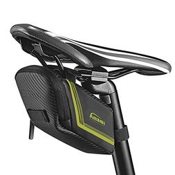 Ibera Bicycle Strap-on Bike Saddle Bag/ Seat Bag/ Cycling Ba