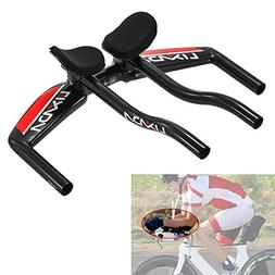 Lixada Bicycle TT Handlebar Aero Bars Cycling Bike Armrest H