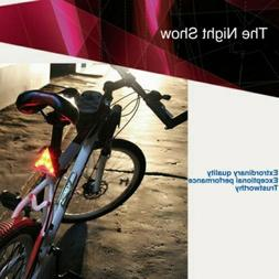 Bicycling Bikes Road Safety Warning Red flashing Laser_Light