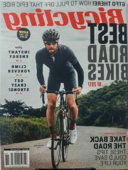 Bicycling June 2017 Best Road Bikes Instant Energy Crazy Str