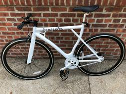 Airtrack Bike Aluminum Road Bicycle Single Speed Fixed Gear