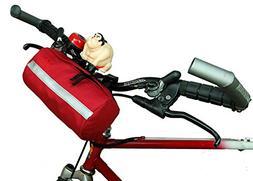 Jandd Bike Bag, Red