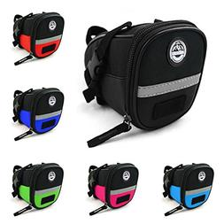 Social Ride Cycle Co. Bike Bag, Bike Pouch Under seat, Bicyc