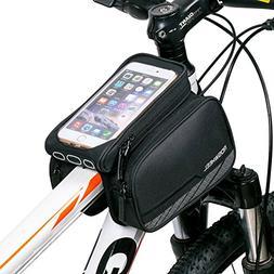 COTEetCI Bike Accessories Bags Bicycle Frame Pannier Top Tub