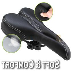 Bike Bicycle Pro Road Saddle MTB Sport Hollow Saddle Seat Bl
