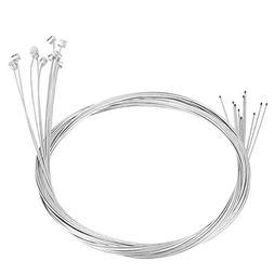 T-best 10pcs Bike Brake Cable Bicycle Braking Line Wire Repa
