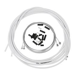 Dovewill Bike Brake Cable Kit Bicycle Front & Rear Inner Out