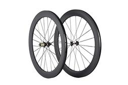 Sunrise Bike Carbon Wheels 60mm Depth 25mm Width Clincher Wh