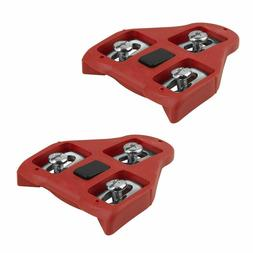 BV Bike Cleats Compatible with Look Delta  - Indoor Cycling