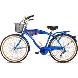 26 Inch Bike Cruiser Bikes for Men & Boys With Seat On Bicyc