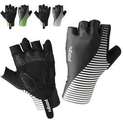 Bike Cycling Gloves Half Finger Gel Pad MTB Road Racing Bicy
