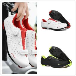 Bike Cycling Shoes Men Clip-in Professional Sneaker For Road