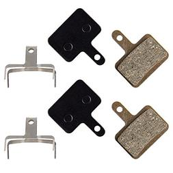 PAMASE Bike Disc Brake Pads for Shimano Deore M575/ M525/ M5