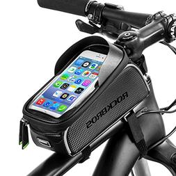 RockBros Bike Front Frame Bag Cycling Waterproof Top Tube Fr