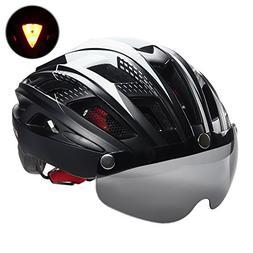 VICTGOAL Bike Helmet for Men Women with Safety Led Back Ligh