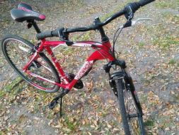 "Schwinn Bike  GTX 3 men's - 20"" - 7speed road bike, red,"