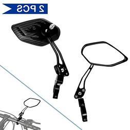 Bike Mirror, Veanic Universal Adjustable Rearview Handlebar