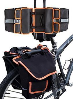 Pro Image Lines Bike Panniers Bags Large Capacity, Including