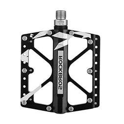 RockBros Bike Pedals Platform Mountain Bicycle Road Cycling
