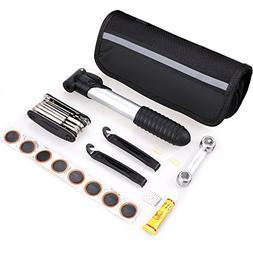 Sospers Bike Repair Tool Kit, Cycling Mechanic Tool Kit With