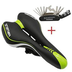 Fantastic Zone Bike Saddle with 15 in 1 Bike Multi-Function