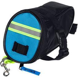 Zacro Bike Saddle Bag, MTB Mountain Road Bike Seat Bag, Bicy