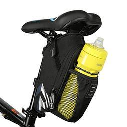 Allnice Bike Saddle Bag, 1.6L Mountain Road MTB Bicycle Cycl