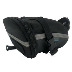 Bike Saddle Bag Bicycle Under Seat Packs Cycling Pouch Wedge