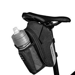 Roswheel Bike Saddle Bag 1.8L Bicycle Saddle Bag Seat Post S